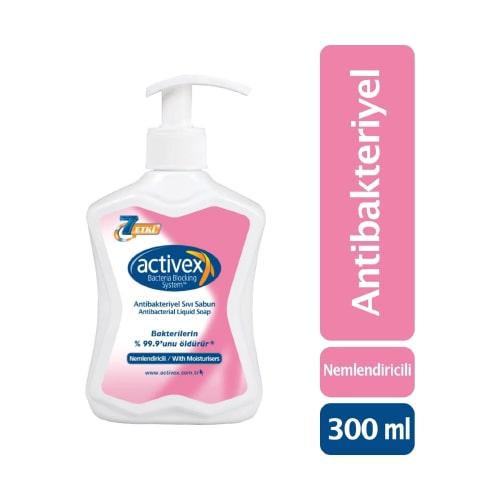 Actıvex Sıvı Sabun 300Ml*12(Nemlendirici)