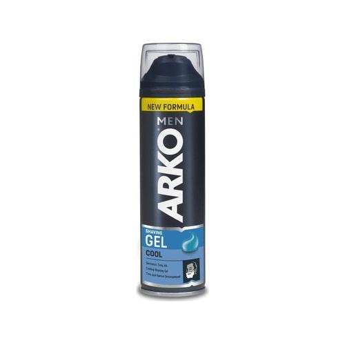 Arko Tıraş Jeli 200Ml(Cool)*24