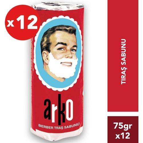 Arko Tıraş Sabunu 75Gr 12 Adx24 Pk