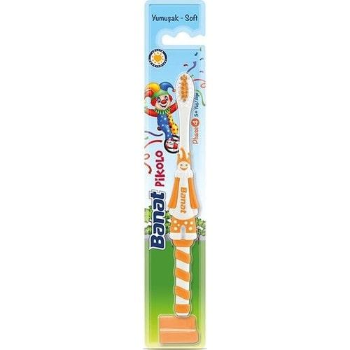 Banat Diş Fırçası Pikolo Çocuk Soft (12X12)144
