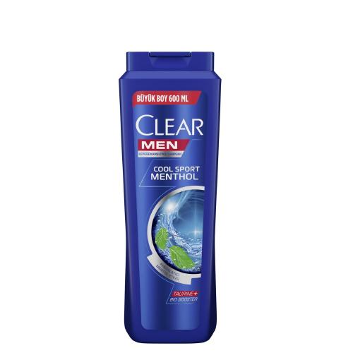 Clear Men Şampuan 600Ml*16(Cool Sport)