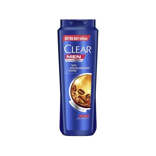 Clear Men Şampuan 600Ml*16(Saç Dök.Karşı)
