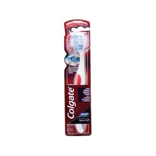 Colgate 360 Optik Beyaz Diş Fırçası Medium