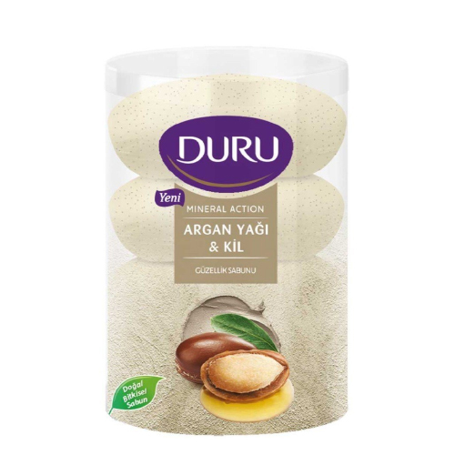 Duru Fresh Sabun  4X110Gr(Argan&Kil)*16