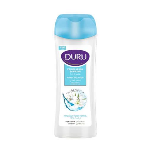 Duru Şampuan 600Ml(Normal Saçlar)*12