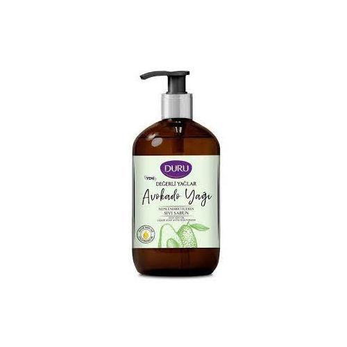 Duru Sıvı Sabun 500Ml(Avokado)*12