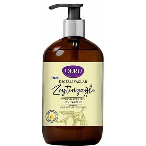 Duru Sıvı Sabun 500Ml(Zeytinyağlı)*12