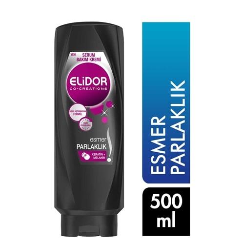 Elidor Esmer Parlaklık Saç Kremi 500 ml