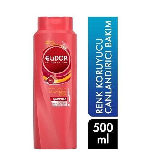 Elidor Saç Kremi Renk Koruyucu 500 ml