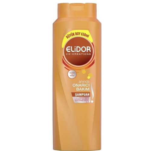Elidor Şampuan 650Ml(Anında Onarıcı Bakım)*16