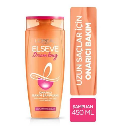 Elseve 450Ml Şampuan*6  (Dream Long)