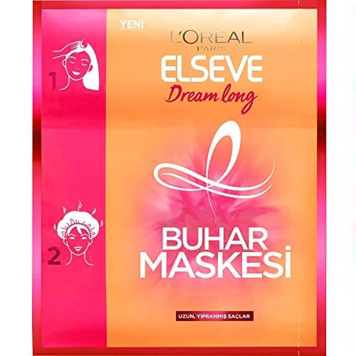 Elseve Buhar Maskesi*12(Dreamlong)