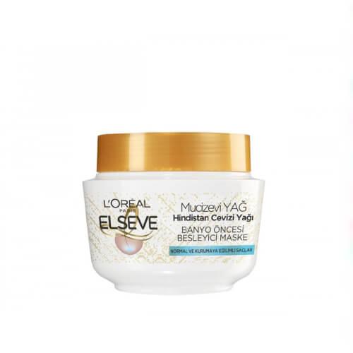 Elseve Maske 300Ml (Coco Hin.Cev.Mucizevi Yağ)