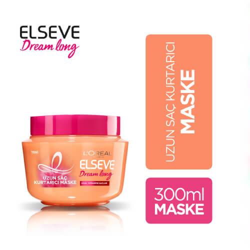 Elseve Maske 300Ml (Dream  Long ) *6
