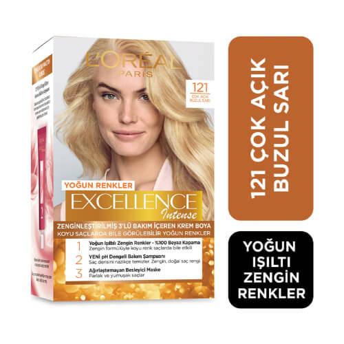 Excellence Intense Saç Boyası      (121) *6