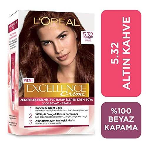 Excellence Saç Boyası.    (5.32) *6