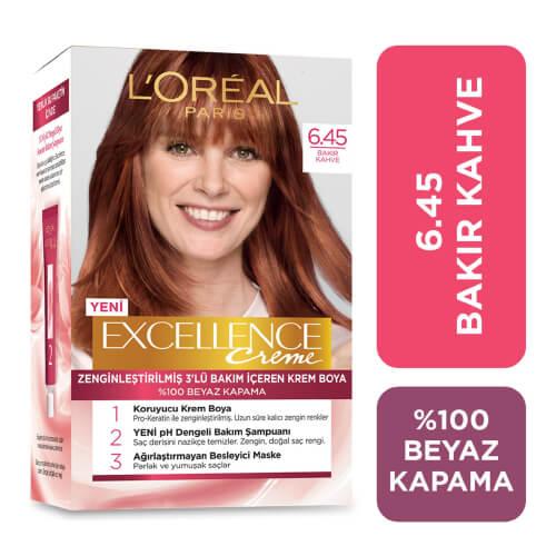 Excellence Saç Boyası.     (6.45) *6