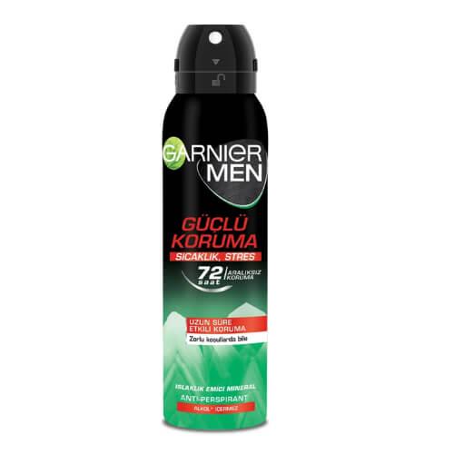Garnier Mineral Spray Bay 150Ml *6 (Güçlü Koruma )