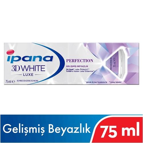 İpana 3 Boyutlu Beyazlık Luxe Perfection 75 ml