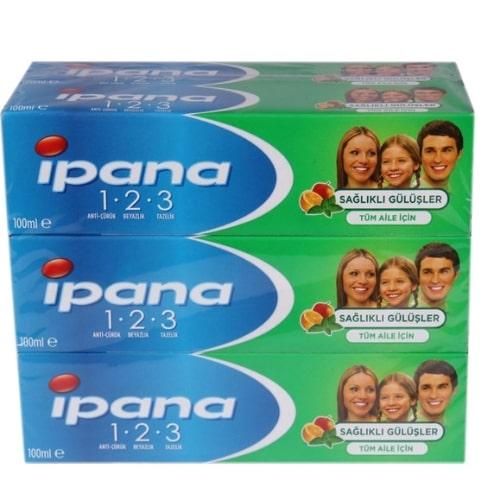İpana Sağlıklı Gülüşler Diş Macunu 100 ml