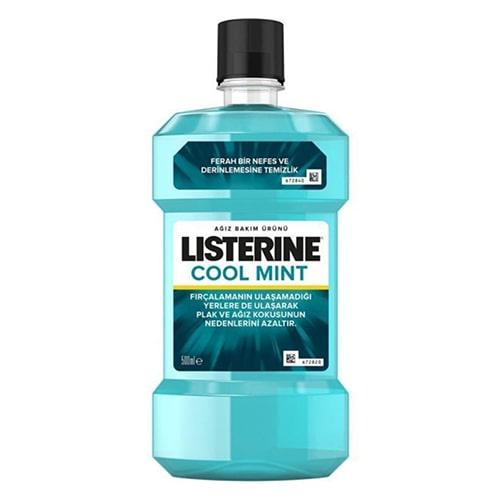 Listerine Cool Mint Ağız Suyu 500 Ml