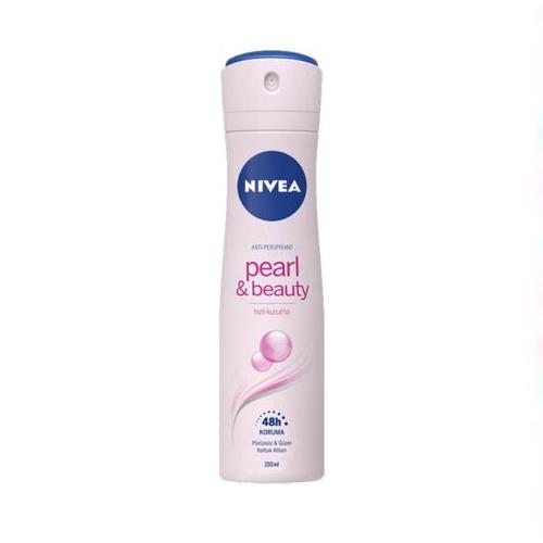 Nıvea Deodorant 150Ml Women Pearly&Beauty*30