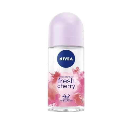 Nıvea Roll-On 50Ml Women Fresh Cherry*30