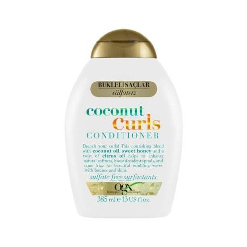 OGX Bukleli Saçlar için Nemlendirici Coconut Curls Sülfatsız Bakım Kremi 385 ml