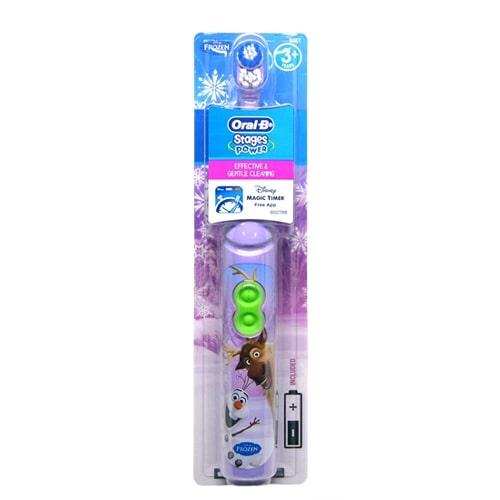 Oral-B Çocuklar İçin Pilli Diş Fırçası Frozen