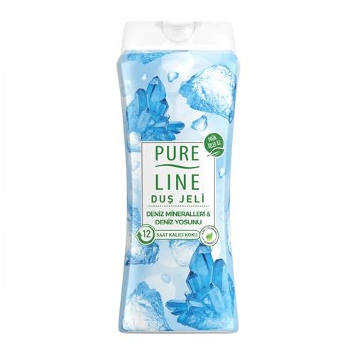 Pure Line Deniz Mineralleri&Deniz Yosunu Duş Jeli 400ml