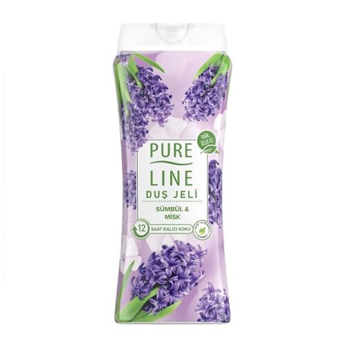 Pure Line Sümbül Ve Misk Duş Jeli 400 Ml