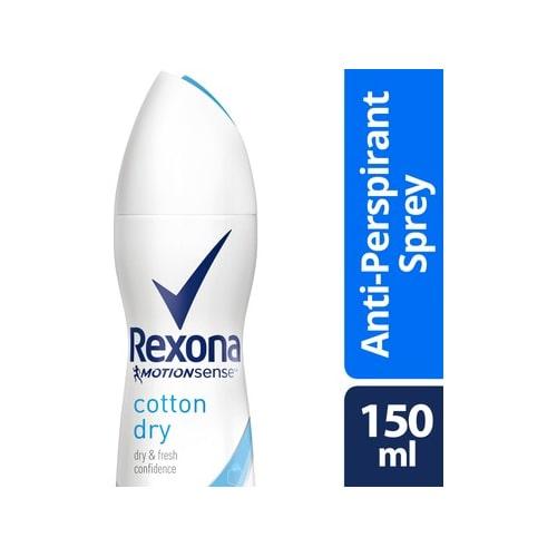 Rexona Deodorant Cotton Dry 150 ml