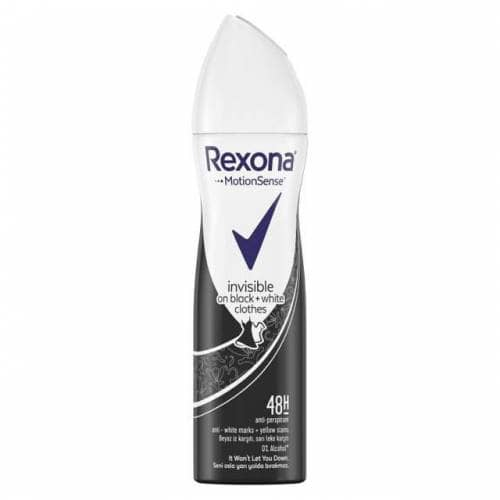 Rexona Women Deodorant 150Ml *6 (İnv.On B&W Clothes)