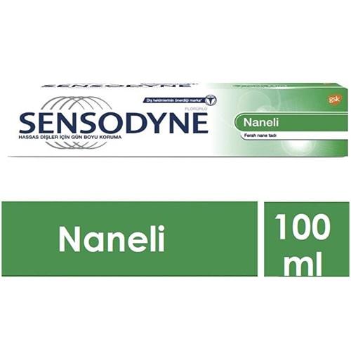 Sensodyne Mint / Naneli Diş Macunu 100 Ml