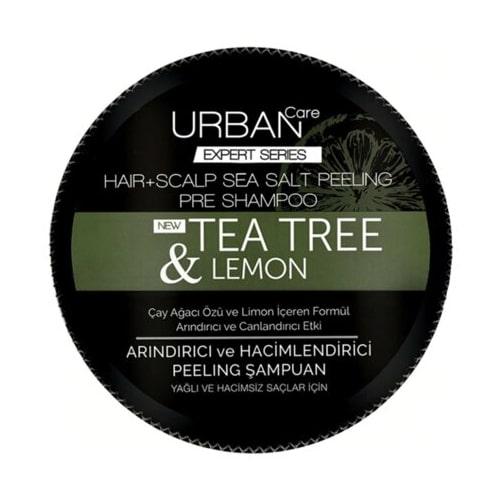 URBAN CARE EXPERT TEA TREE & LEMON PEELİNG  200 ML